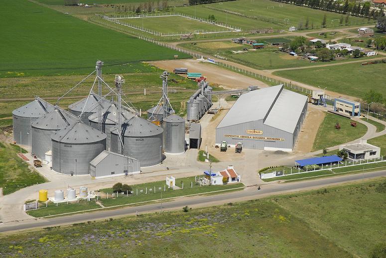 Administración - Planta Cereales